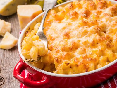 Macaroni and cheese med et dansk twist